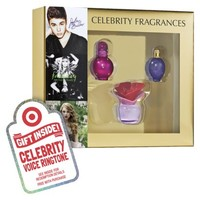 Women's Celebrity 3 Piece Replica Coffret Plus Free Celebrity Voice Ringtone