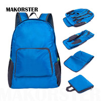 MAKORSTER Fashion Women Waterproof Nylon Backpack Newest College Students School Bagpack Girls Sack Bag Mochila Feminina XH169