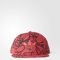 adidas Snap-Back Hat - Pink | adidas US