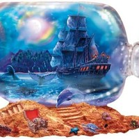 Run Aground a 1000-Piece Jigsaw Puzzle by Sunsout Inc.
