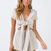 The Ragnar Playsuit | Princess Polly