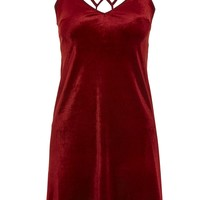 Velvet Slip Dress - New In Fashion - New In