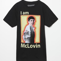 PacSun I Am McLovin T-Shirt - Mens Tee - Black
