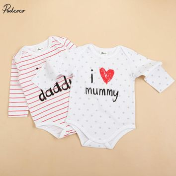 1Pc Baby Boys Girls Kids Newborn Infant Romper Body suit Outfit Clothing Set 0-1Y