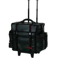 Tas Merah TM-1-6 Makeup Soft Case Medium (Synthetic Leather, with Trolley)