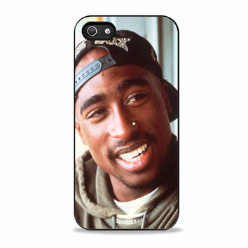tupac shakur actress Iphone 5S Cases