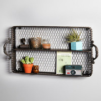 ModCloth French Sort Your Stuff Wall Shelf