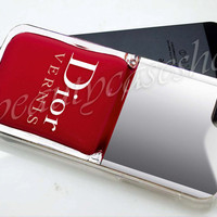Chanel iphone case Dior 42 for iPhone 4/4s, iPhone 5/5s/5c, Samsung S3 i9300, Samsung S4 i9500 Hard Case