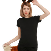 Pokemon Eevee Tail & Ears Costume Kit