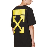 Cheap Women's and men's OFF-WHITE t shirt for sale 85902898_0192