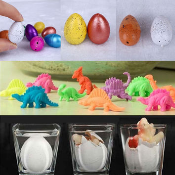 Magic Hatching Growing Dinosaur Eggs
