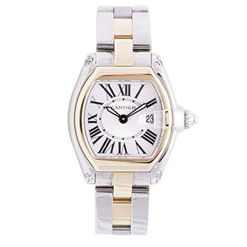 Cartier Roadster automatic-self-wind womens Watch W62026Y4 (Certified Pre-owned)