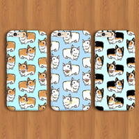 Welsh Corgi iPhone Case