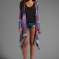Goddis Linsey Sweater in African Violet from REVOLVEclothing.com