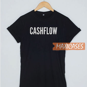 Cashflow Real Estate T Shirt Women Men And Youth Size S to 3XL