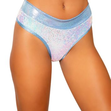Roma Rave 3711 - Sequin & Shimmer Shorts