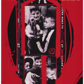 William Klein Retrsospective (French) 11x17 Movie Poster (2006)