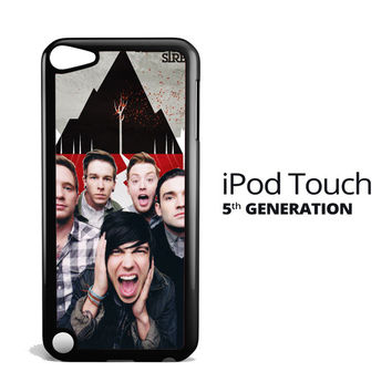 Various Sleeping With Sirens X2349 iPod Touch 5 Case