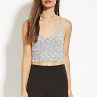 Cropped Sweater Cami