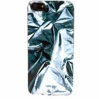 Metal Wrapper iPhone 5 Case