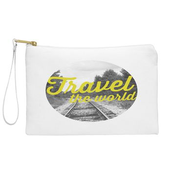 Allyson Johnson Travel The World Pouch