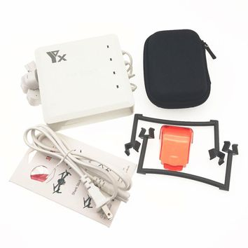 5in1 Accessories Combo 6 Port Fast Charging Charger + Storage Box + Landing Gear + Camera Cover for DJI Spark Mini RC Drone