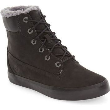 Timberland Flannery Hidden Wedge Faux Fur Lined Boot (Women) | Nordstrom