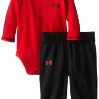 Under Armour Baby-Boys Newborn Eggo Dynamism Set