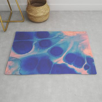 Collide Rug by duckyb