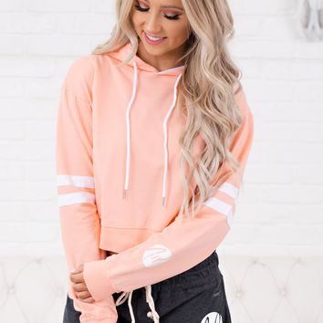 #BackAppeal NanaMacs Sweatshirt (Peach)