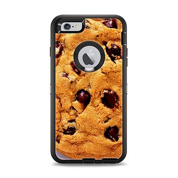 The Chocolate Chip Cookie Apple iPhone 6 Plus Otterbox Defender Case Skin Set