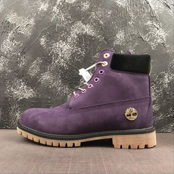 Timberland 6 x NBA 'Los Angeles Lakers' Boots - Best Deal Online