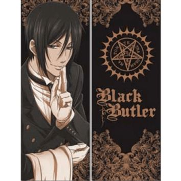 New Black Butler Anime Dakimakura Japanese Pillow Cover BB2 male