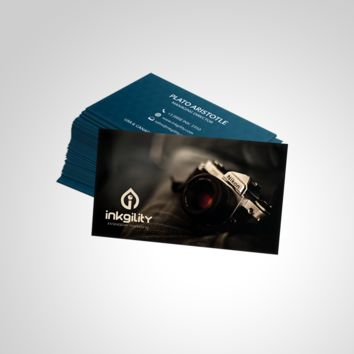 STYLES & THEMES BUSINESS CARDS (PHOTOGRAPHY)