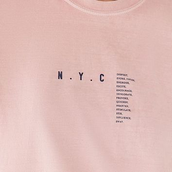 NYC Dictionary Tee | Urban Outfitters
