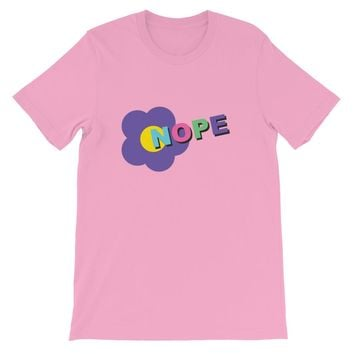 Nope! Flower Pop Tee