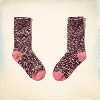 Cozy Camp Socks