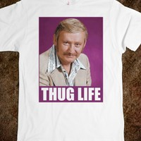Funny Dave Madden-Inspired 'Thug Life' R.I.P. Edition T-Shirt