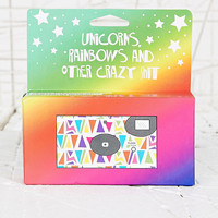 Unicorn Disposable Camera - Urban Outfitters