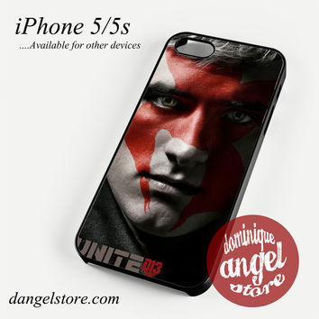 The Hunger Game Peeta Phone case for iPhone 4/4s/5/5c/5s/6/6 plus