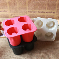 Silicone Freeze Mold Cool Ice Tray Party