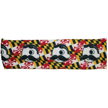 Natty Boh Logo Maryland Flag (Style 1) / Headband