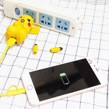 ac DCK83Q Pet Pokémon Pikachu Charger Cartoon Peripheral Hand [45990707225]
