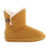 Rosie by BEARPAW in color Dark Honey