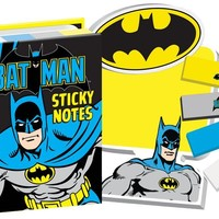 PHILOSPHERS GUILD BATMAN STICKY NOTES