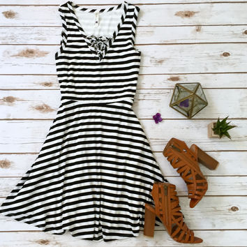Off to the Races Dress