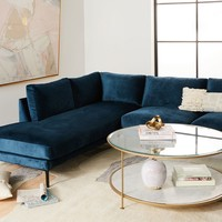 Linde Chaise Sectional