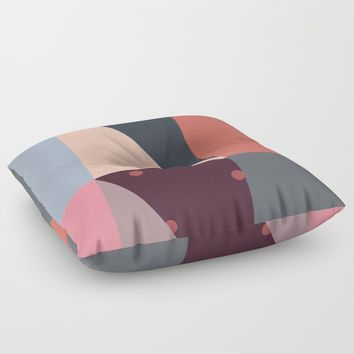 2 Floor Pillow by HaloCalo