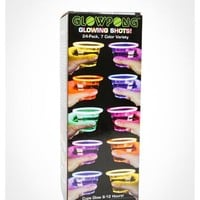 Glowing Shotglasses 24 Pk