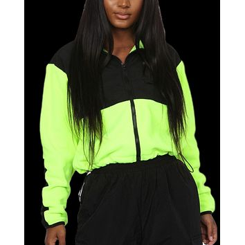 New Kid On The Block Neon Jacket